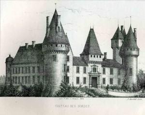 chateau des bordes